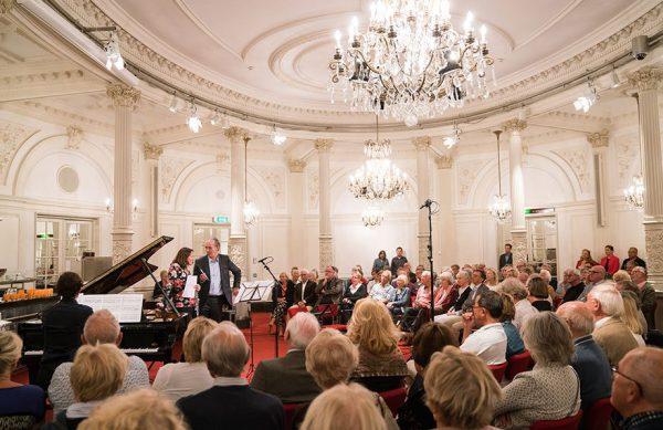 'Zondagochtend' concert Concertgebouw Amsterdam